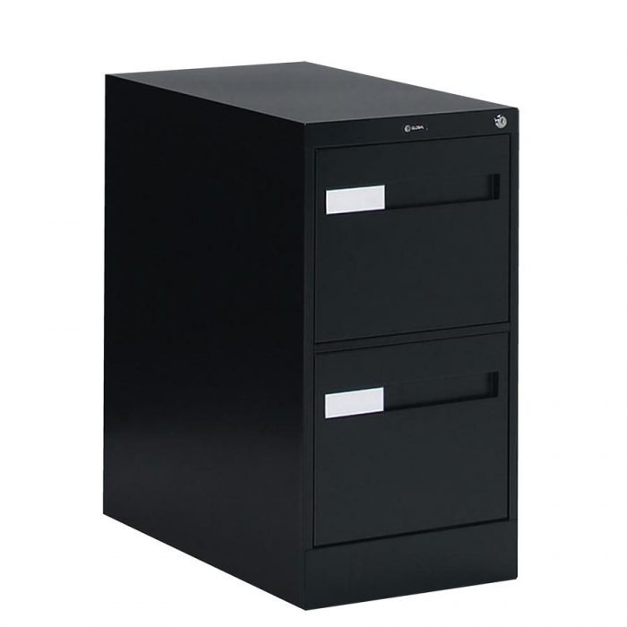 2600 Plus Vertical 2 Drawer