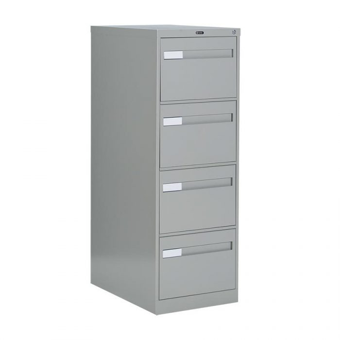 2600 Plus Vertical 4 Drawer