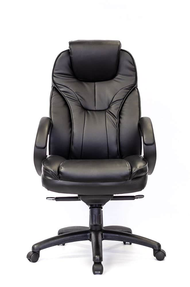 image for chair portfolio gallery, executive chair front view