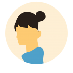 avatar image for testimonial carousel, woman